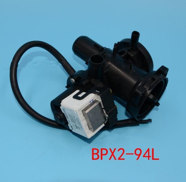 new for Original washing machine parts WD-C12245D WD-C12240D BPX2-94L 5859EN1006B drain pump motor 1pcs for washing machine parts motor coil bpx2 8 good working