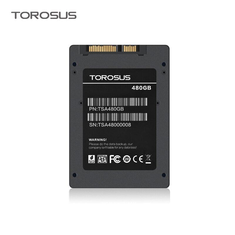 TOROSUS SSD 120gb 240 gb 480gb 1tb HD SSD Hard Drive HDD 2.5 SATA3 60gb Internal Solid State Disk For Laptop Computer 4
