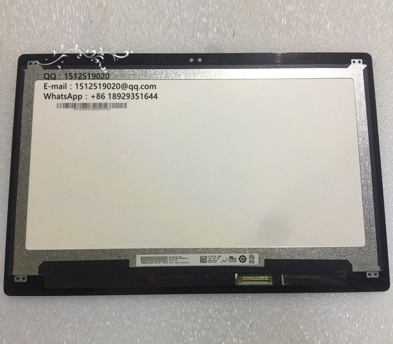 13.3 for Dell Inspiron 13 5368 LCD Screen+Touch Digitizer Assembly B133HAB01.0 FHD brand new for dell inspiron 13 7352 1920 1080 lcd touch screen digitizer full assembly with frame