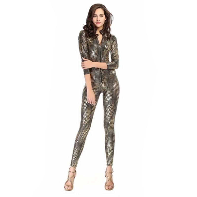 Aliexpress.com : Buy (MWF011) Luxurious Customized cool ... |Snake Zentai