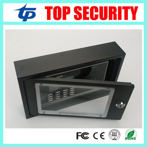 ZK M200/M300 RFID card time attendance protect box waterproof safety protect cover housing