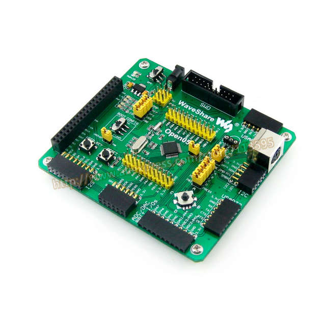 Detail Feedback Questions about STM32 Board STM32F051C ARM