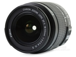 Used Canon EF-S 18-55mm f/3.5-5.6 IS II camera lens SLR camera