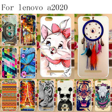 Anunob Case For Lenovo Vibe C A2020 A2020a40 DS A 2020 Case Cover Silicone Soft TPU 3D For Fundas Lenovo Vibe C A2020 Phone Bags стоимость