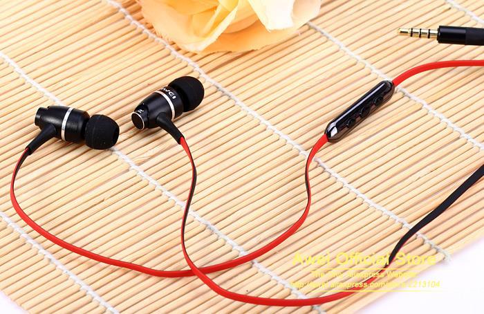 AWEI ES-80VI Metal Earphones AWEI ES-80VI Metal Earphones HTB1