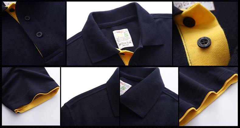 URSPORTTECH Men's Polo Shirt For Men Desiger Polos Men Cotton Short Sleeve shirt Clothes jerseys golftennis Plus Size XS- XXXL 37