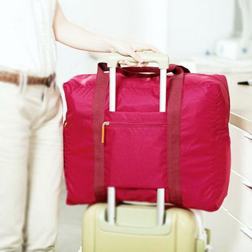 Hot Fashion Dark Blue Nylon Foldable Travel Bags Handbags Waterproof Bags for Business and Travel Large Capacity Shoulder Bags napapijri guji check dark blue