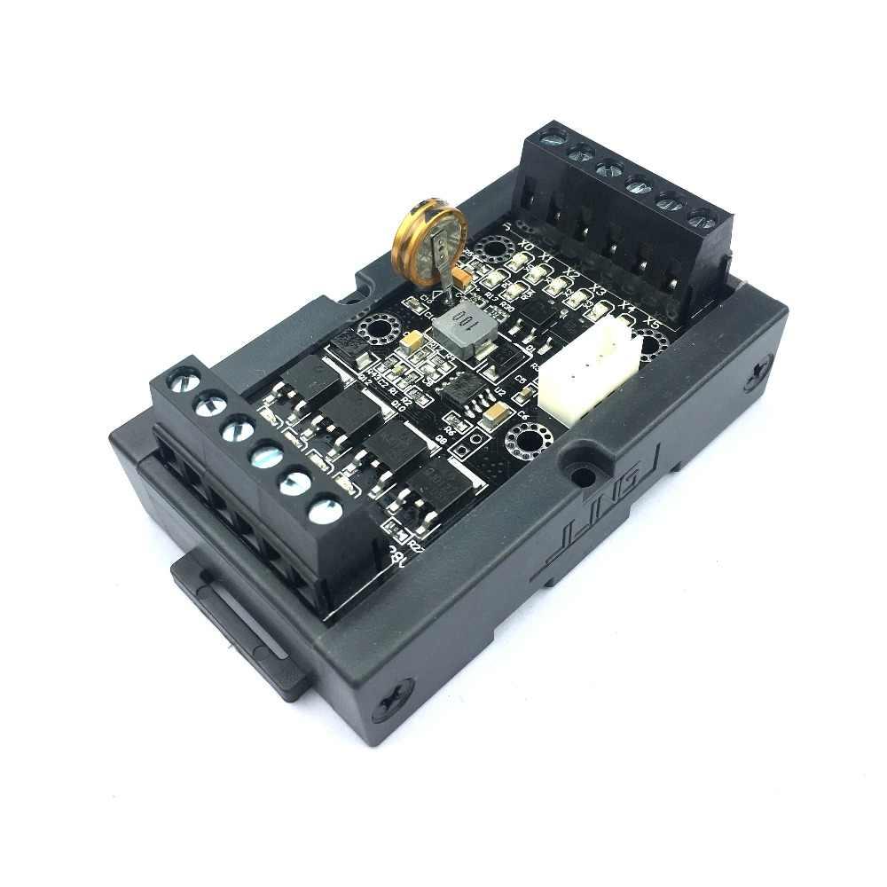 PLC industrial control board programmable controller FX1N-10MT delay module
