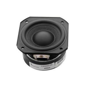 Image 2 - AIYIMA 2Pcs 2 אינץ מלא תדר רמקול 55MM 4 אוהם 10 20W אודיו קול רמקול טרבל בינוני בס רמקול DIY