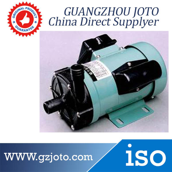 лучшая цена MP-55R China 220V Engineering Plastic Magnetic Drive Pump Big Volume Sea Water Pump Industry Magnetic Centrifugal Water Pump