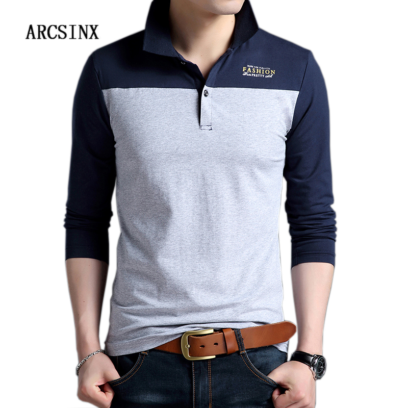 c35b69d3 ... Long Sleeve Casual Turn-down Collar Cotton Mens Polo Shirt Brands  Autumn Polo Man Plus Size 5XL. -30%. Click to enlarge