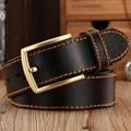 Mens cinturones de cocodrilo CALIENTE!!! cinturones para hombre Nuevos hombres de la llegada Diseñador cinturón 2017 cinturones