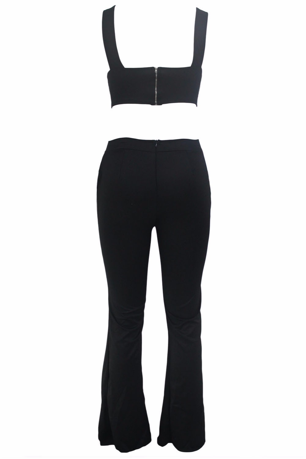 Black-Cross-Front-Crop-Top-and-Pocket-Pant-Set-LC62005-2-42962