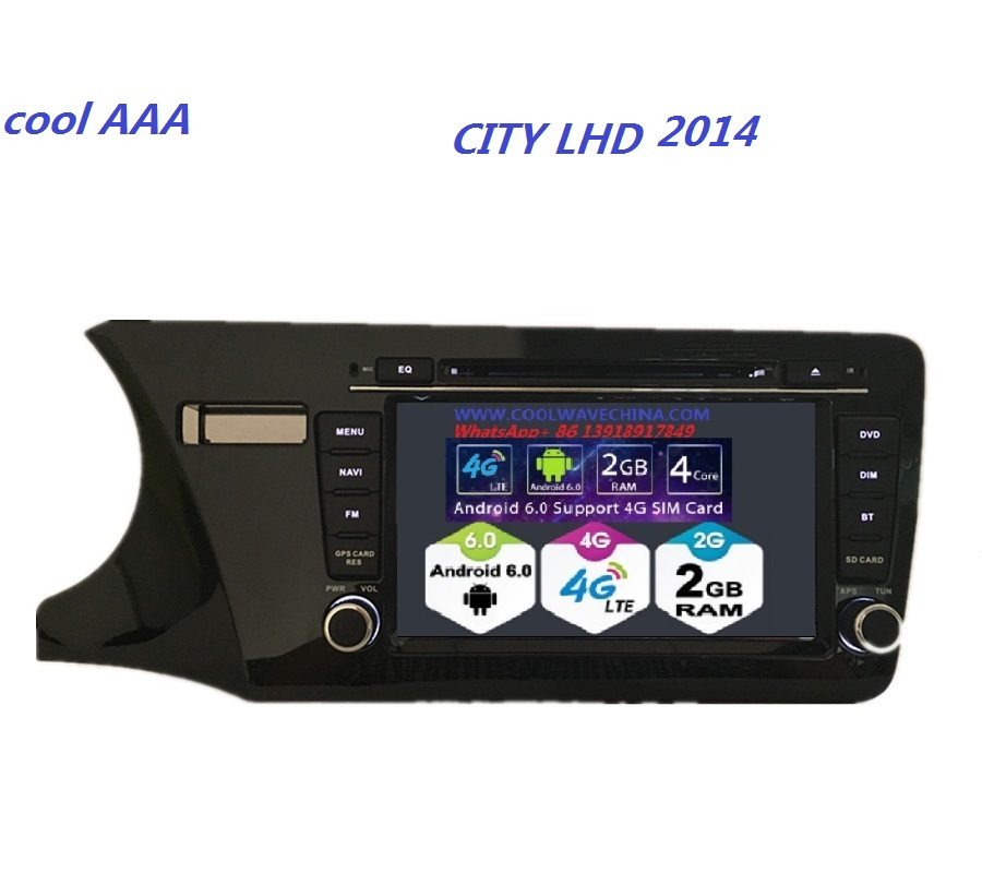 city radio 2 din android 6 0 car dvd player radio pc bt fm. Black Bedroom Furniture Sets. Home Design Ideas