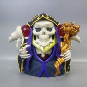 Anime YGGDRASIL Ainz Ooal Vestido albedo 10 CENTÍMETROS PVC Boneca Brinquedos Figura de Ação