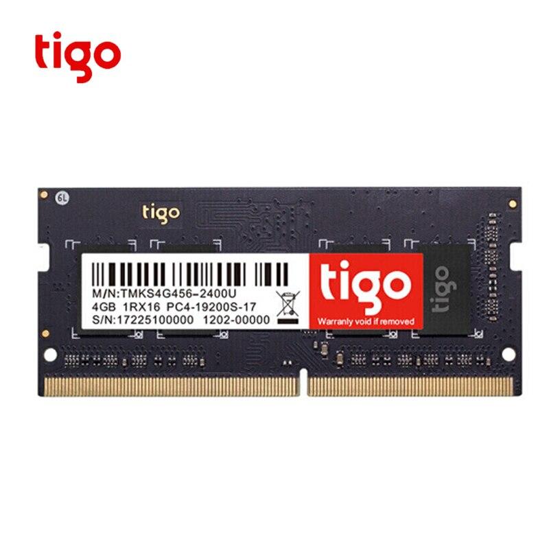 Tigo hochleistungs-ddr3 2400 MHz RAM Speicher DDR4 4 GB 8 GB Memoria RAM DDR 4 SoDIMM Speicher Für Laptop notebook Mini pc
