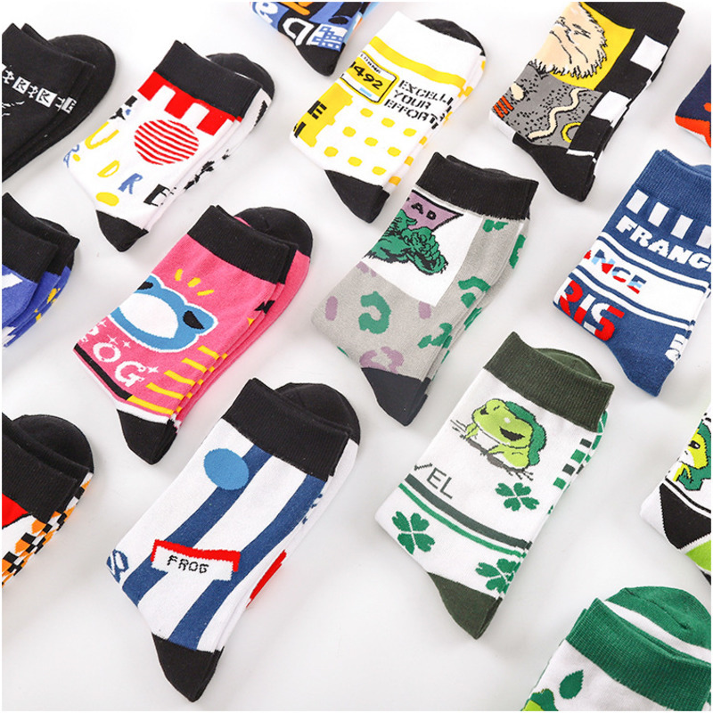 Cute Whale Ocean Unisex Funny Casual Crew Socks Athletic Socks For Boys Girls Kids Teenagers