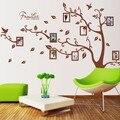 Фоторамка деревья гостиная ТВ установка декоративные этикета С клей может быть удален