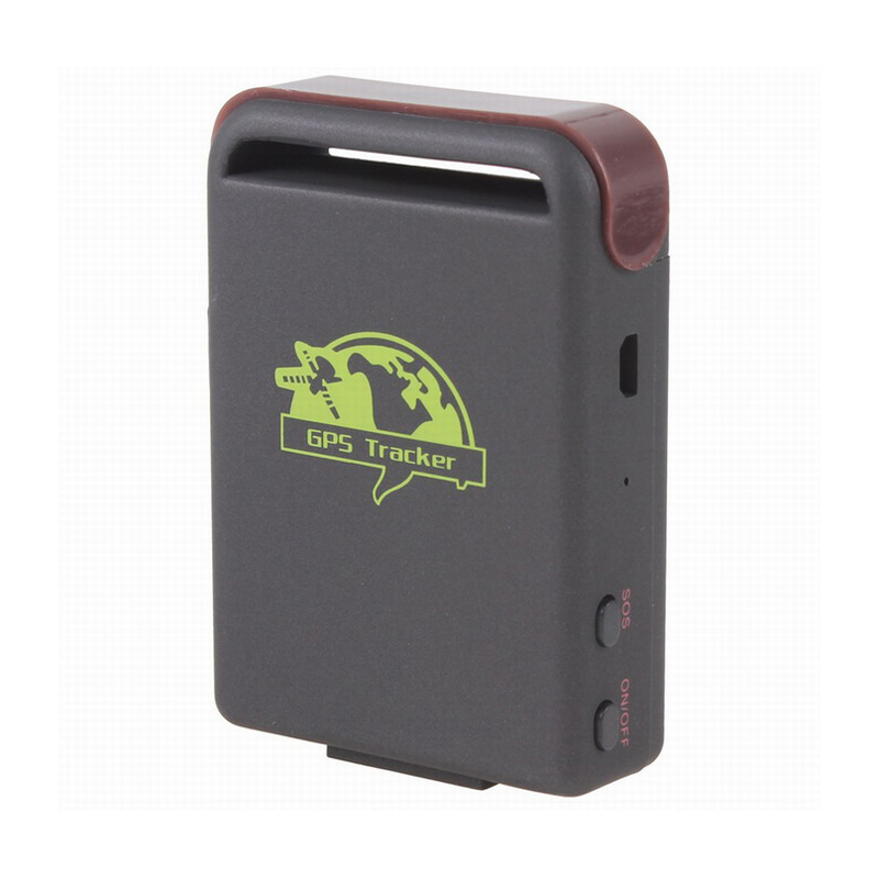 Global Smallest GPS Tracker GSM GPRS Quad Band Car GPS