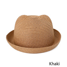 26d7c34dbe4 ... Baby Hats For Girls Bucket Hat Boys Cap Children Sun Summer Cap Kids  Solid Beach Panama Caps. (91 reviews). US  11.18. (%). Free. Color