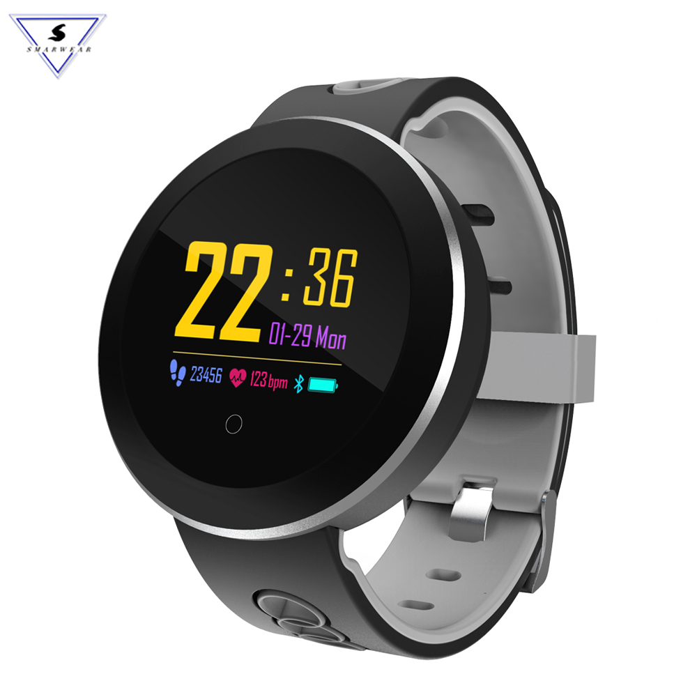 Q8 Pro smart watch Blood Pressure Heart Rate Monitor Sports Smart Bracelet ip68 smart wristband Motion tracking Wristwatch Band sw102 0 68 bluetooth v4 0 smart watch wristband bracelet w sports sleep tracking deep pink page 6