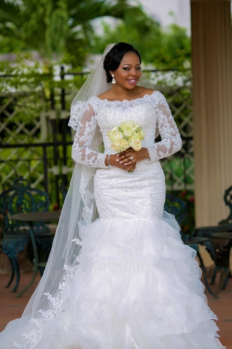 27 Latest Plus Size African Wedding Dresses Trending  |African Wedding Dresses