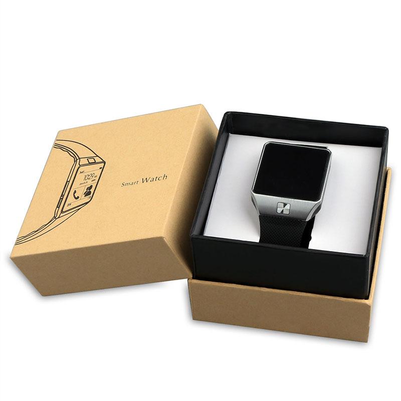 Vente chaude DZ09 MTK6261-D Smart Watch 1.56 Pouce Électronique Android Montre Soutien SIM Carte TF Carte Pour Adultes Poignet Smartwatch