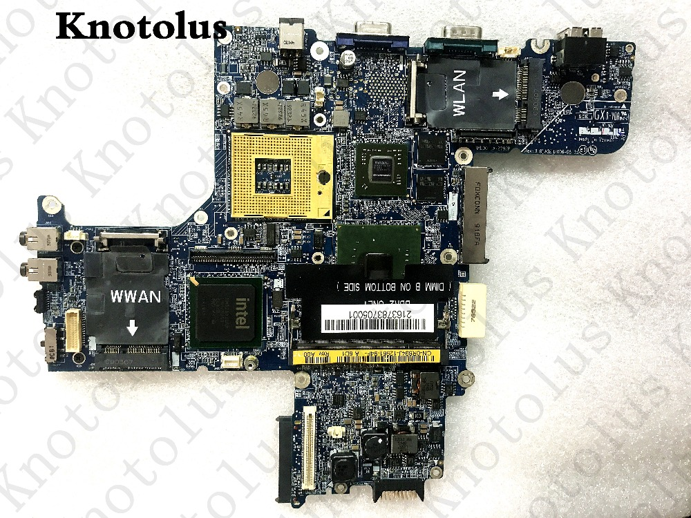 cn-0r894j for dell d620 laptop motherboard ddr2 pm945 Free Shipping 100% test ok 100% working laptop motherboard for dell n5050 48 4ip16 011 cn 0fp8fn fp8fn system board fully tested and cheap shipping
