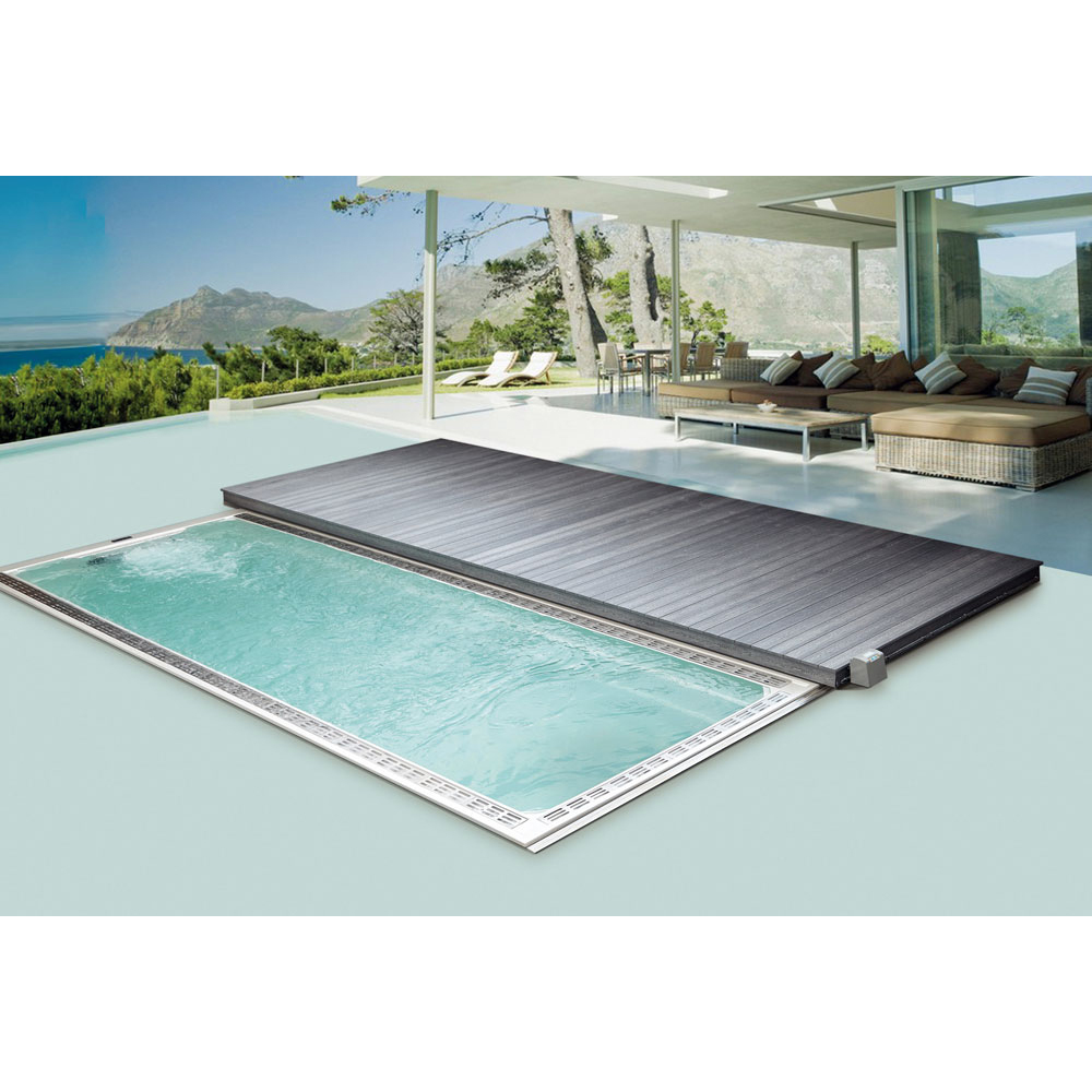 US $28273.0 |Massage One piece model Limitless swimming endless pool 8  meter Honorable outdoors surfing swimming pool-in Spa Tubs from Home ...