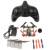 F19032-B/C Mini FPV Minúsculo QX80 80mm Carbono Escovado RC Indoor Quadcopter DIY Montar Kit RTF H107 Controle De Vôo 5.8G 25 mW câmera