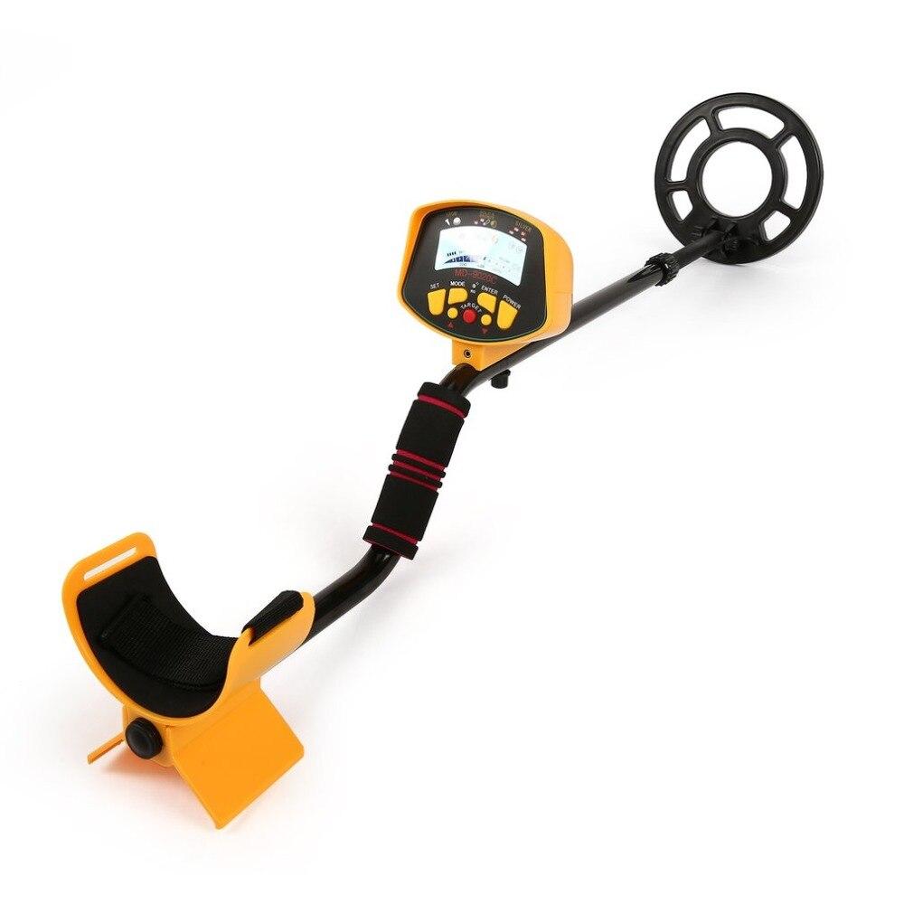 MD9020C professionnel Portable détecteur de métaux souterrain poche chasseur de trésor or Digger Finder LCD affichage