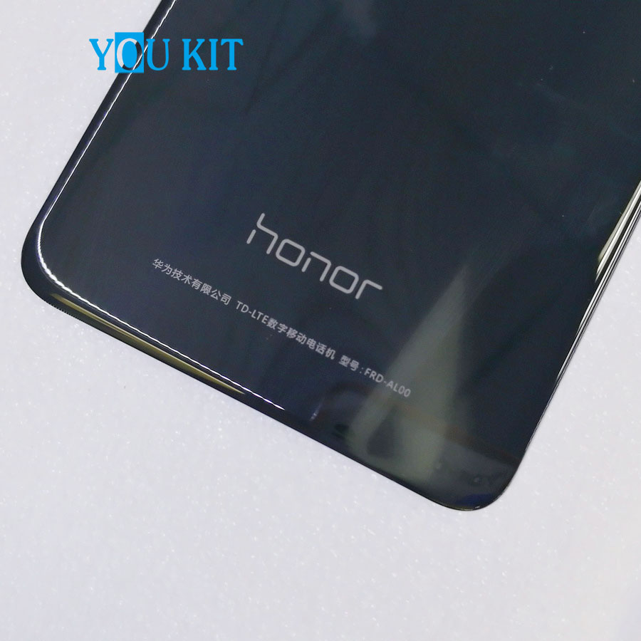 For Huawei Honor 8 Glass Battery Cover (8)