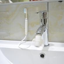 Oral Irrigator SPA Water Jet Family Dental Flosser Teeth Care Toothbrush Set Rod-dental-floss Interdental Brush Dental care tool