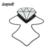 3D Bolso de Las Mujeres de Forma de Diamante Pequeña Cadena de Hombro de Señora Girl Messenger Crossbody Satchel Patchwork Tote bolso de Noche Bolsas de Dulces de Colores