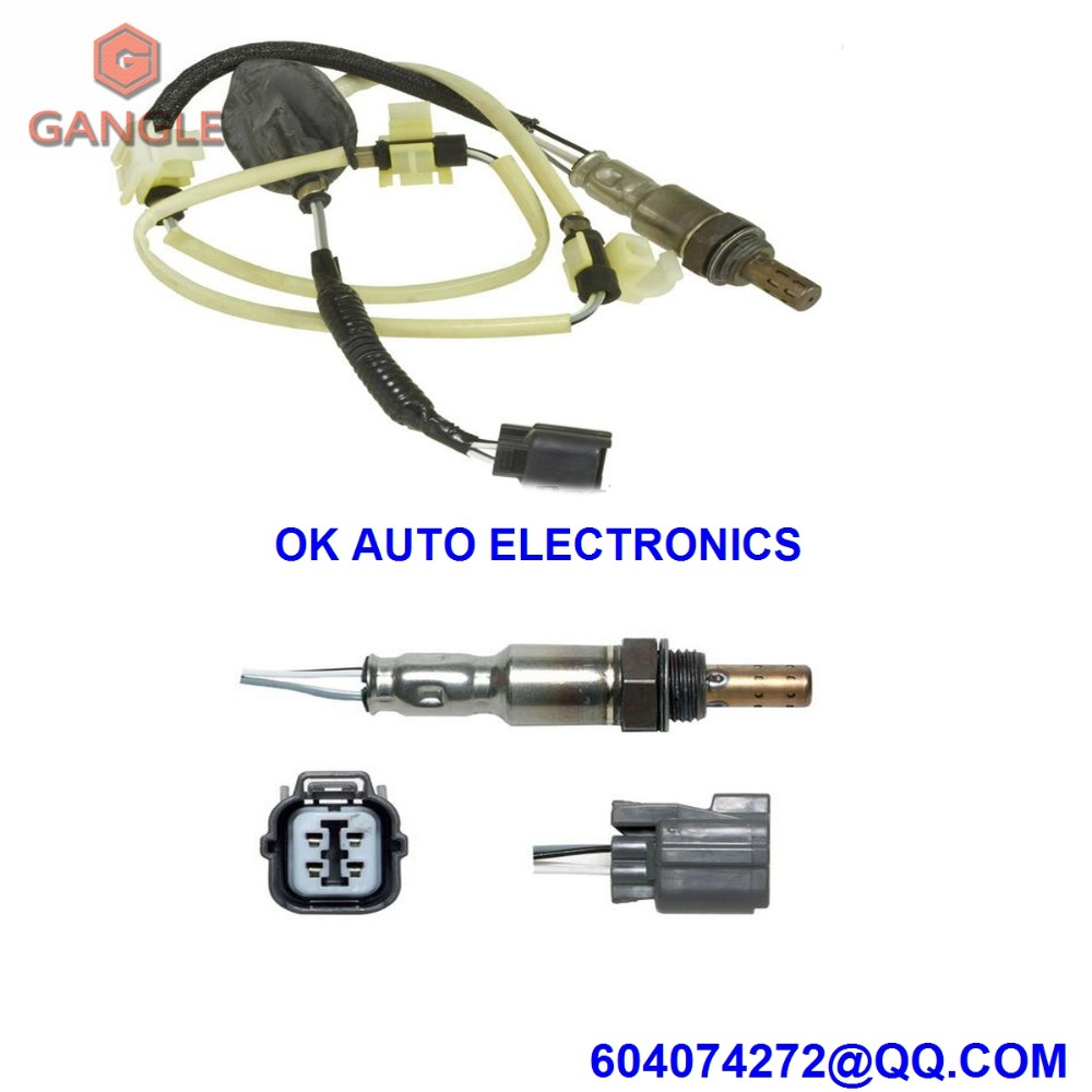 Oxygen Sensor Lambda AIR FUEL RATIO O2 sensor for ACURA TSX HONDA ACCORD 36532 RAD L11