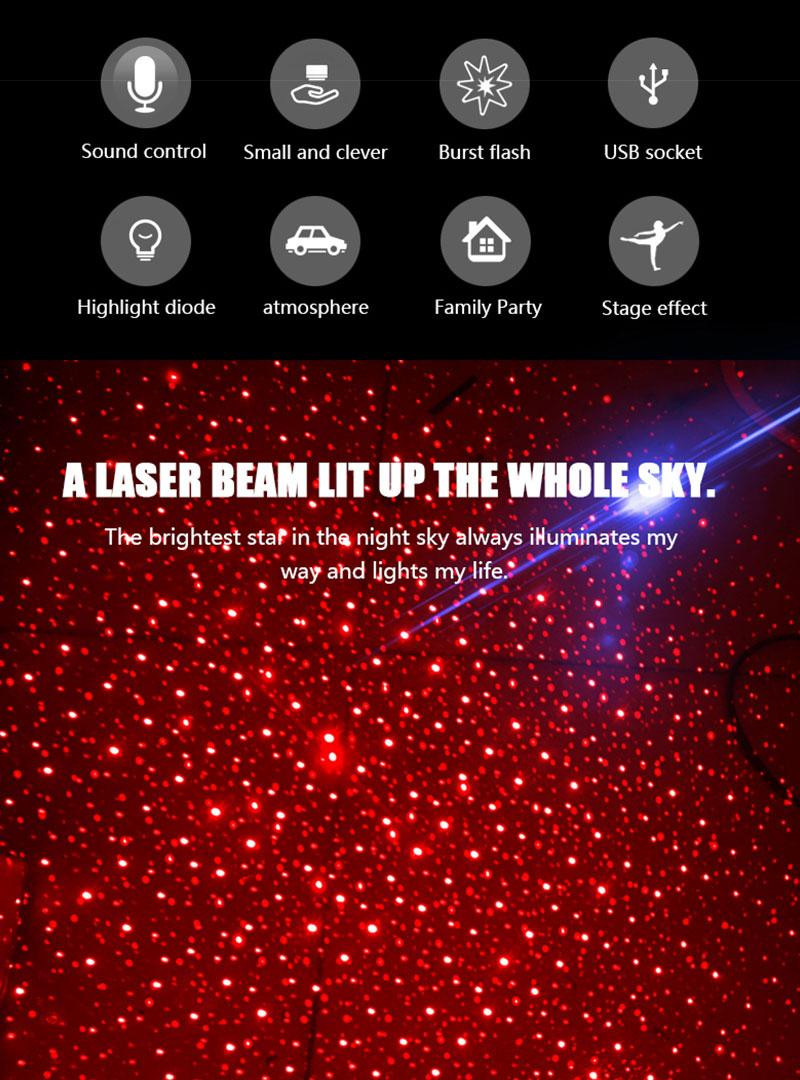 car star light armrest box vehicle ceiling ceiling lamp (16)