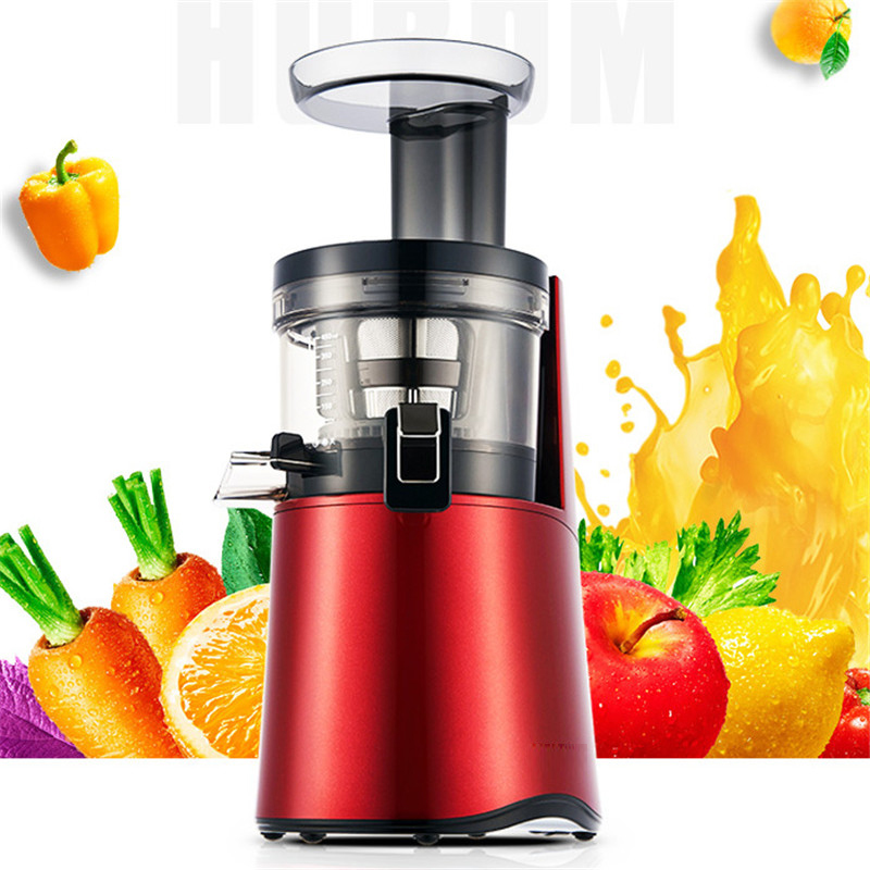 2018 3rd generation HUROM juicer HU-9026WN Slow Juicer make ice cream juicer new hurom slow juicer hue21wn fruits vegetable low speed juice extractor make ice cream juicer