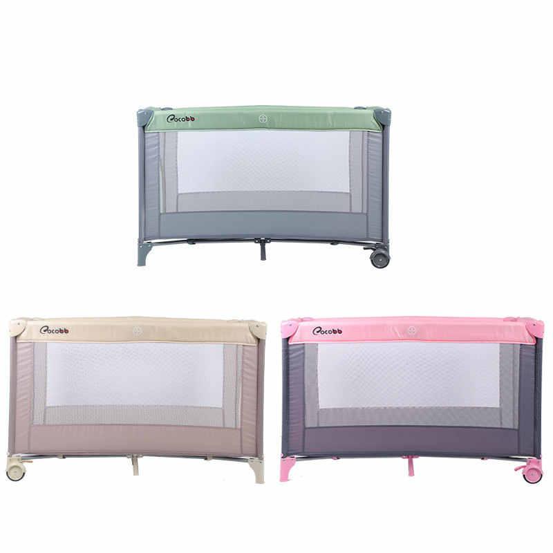 Cuna de bebé multifuncional extraíble cama de bebé plegable portátil de viaje juegos de camas para niños para cuna infantil