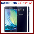 Hot Selling Original Unlocked Samsung Galaxy A5 A5000 13.0MP 5.0 Inch 2GB RAM+16GB ROM Quad Core Dual SIM Touchscreen Smartphone