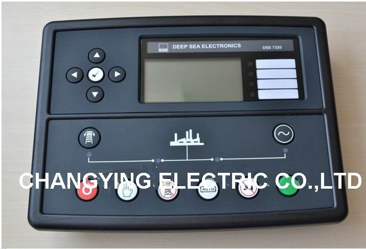 Generator Genset Auto Start Control Module P7320 replace DSE7320 free shipping free shipping dse7320 engine generator controller module auto start control suit for any diesel generator
