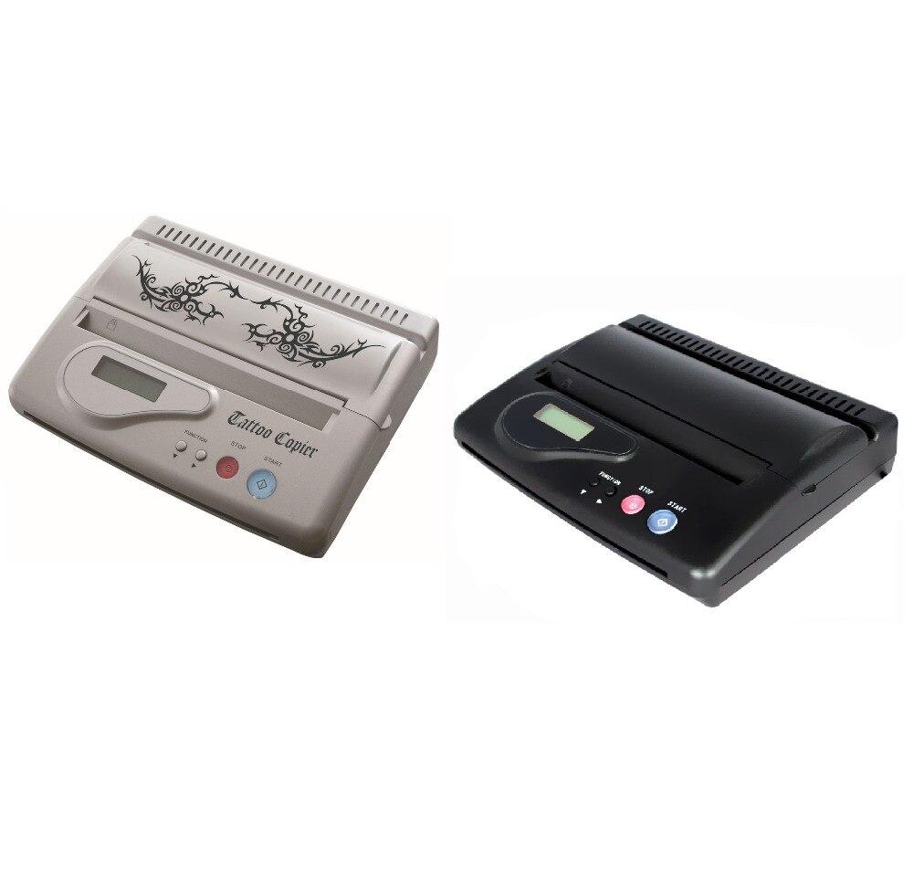 Professional lcd display original usb tattoo thermal for Tattoo stencil copier