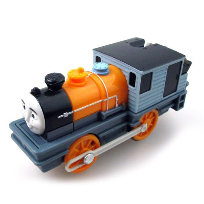 Electric Thomas Train T035E DASH Thomas And Friends Trackmaster Magnetic Tomas Truck Car Locomotive Engine Railway Toys for Boys