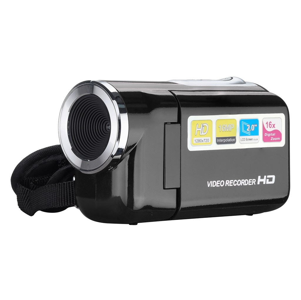 2019 Video Camcorder HD 720P Handheld Digital Camera 4x Digital Zoom 2 0 inch 28 Innrech Market.com