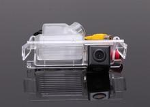 Cámara CCD Revés Del Coche para Kia K2 Rio Hatchback Kia ceed 2013 cámara de cría