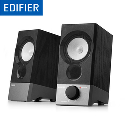 EDIFIER R19U Portable Speaker Bass Stress For Computer High Quality Mini Speaker Design For Close Listening Active USB Powered