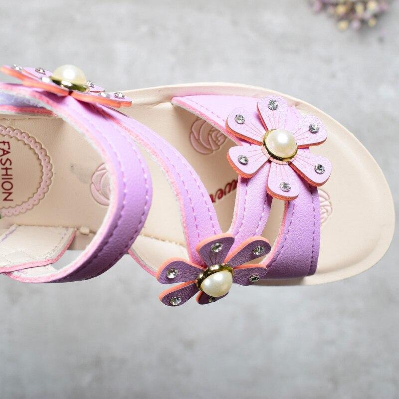 DIMI 2018 nieuwe kinderen meisjes zomer schoenen kinderen sandalen - Kinderschoenen - Foto 6