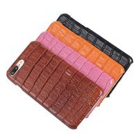 Luxury Crocodile Pattern Embossed Cases For IPhone 7 8 4 7 Inch Ultra Slim Leather Cases