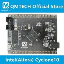 QMTECH Intel Alter FPGA Cyclone 10 Cyclone10 FPGA 10CL006 geliştirme kurulu 32MB SDRAM