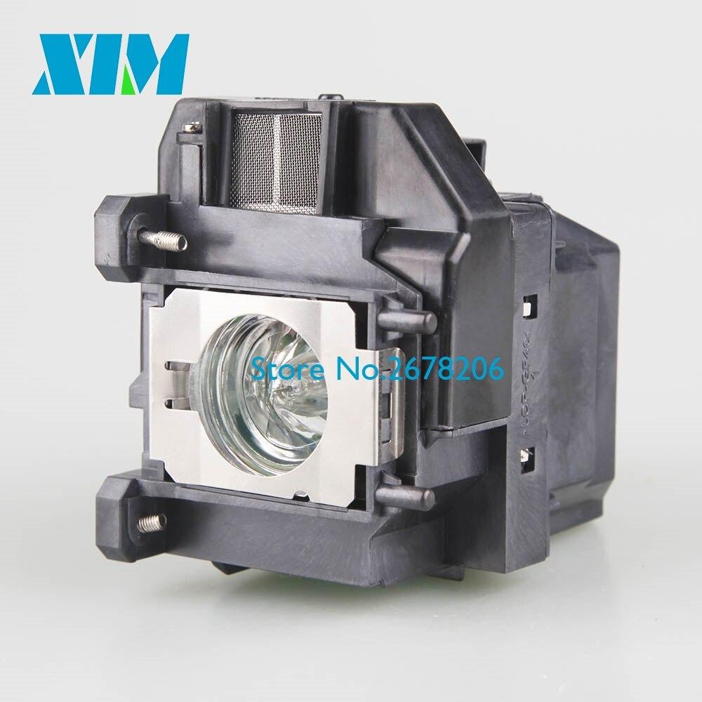 Compatible Projector Lamp EB-X02 EB-S02 EB-W02 EB-W12 EB-X12 EB-S12 EB-X11 EB-X14 EB-W16 EX3210 EX5210 EX7210 For Epson