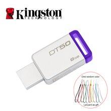 Kingston USB Three.zero Pendrive 128GB 32GB USB Flash Drive USB Three.1 Memoria Steel Pen Drive Reminiscence Stick cle usb 8gb Pendrive U Disk